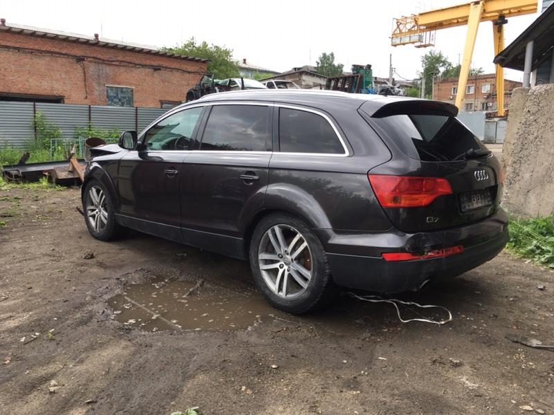 Подушка безопасности боковая Audi Q7 4LB BUG правая