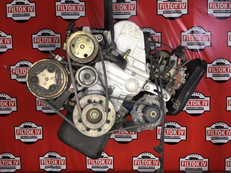 Двигатель Honda Civic Shuttle EF3 ZC