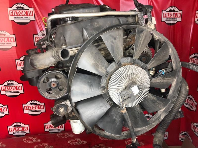 Двигатель Chevrolet Trailblazer GMT360 LL8 2005