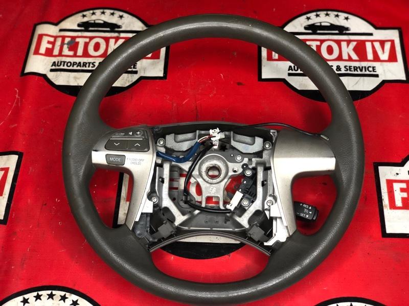Руль Toyota Camry ACV40 2AZFE