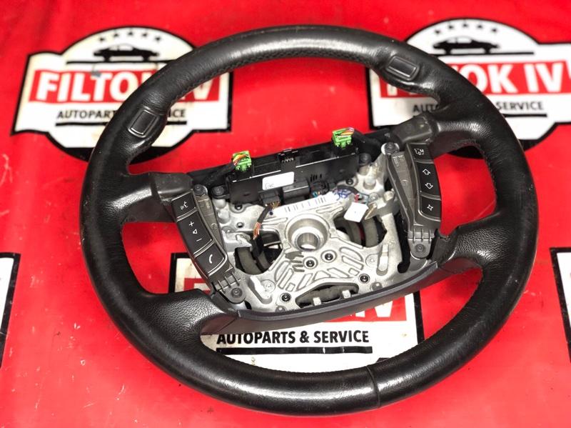 Руль Bmw 7-Series E65 N62B48