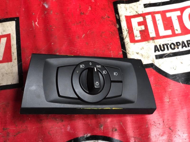 Блок управления освещением Bmw X1 E84 N52B30