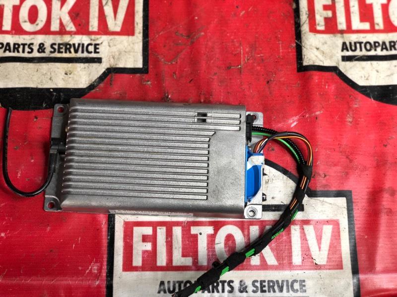 Блок электронный Bmw X1 E84 N52B30