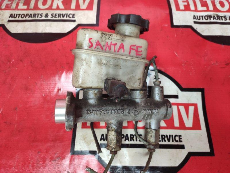 Главный тормозной цилиндр Hyundai Santa Fe SM G6BA
