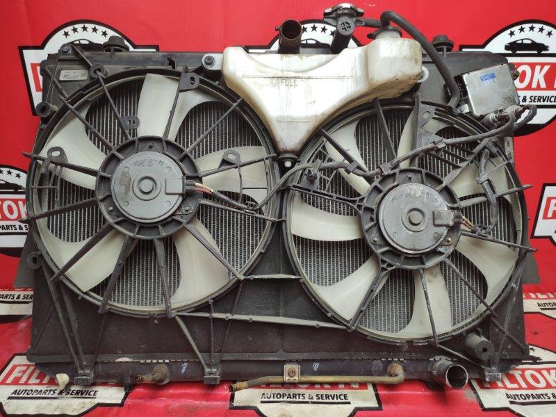 Диффузор радиатора Toyota Highlander GSU45 2GRFE 2011