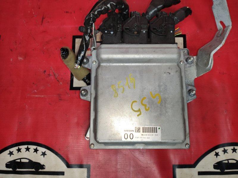 Блок управления двс Infiniti G35 V36 VQ35HR