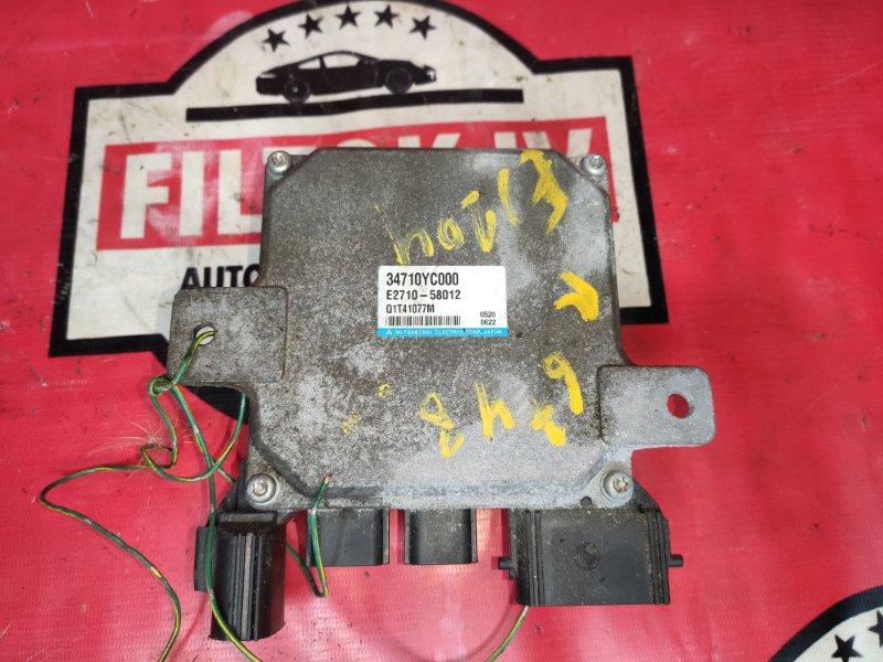 Блок управления рулевой рейки Subaru Exiga YA4