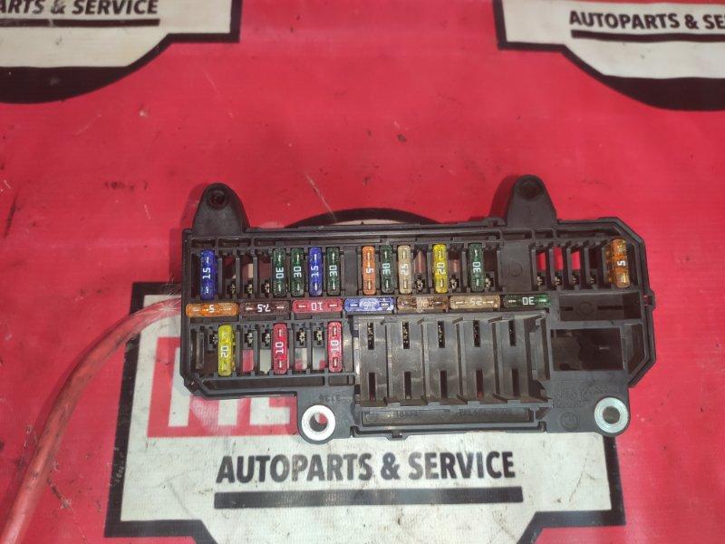 Блок предохранителей Bmw 7-Series E65 N62B48