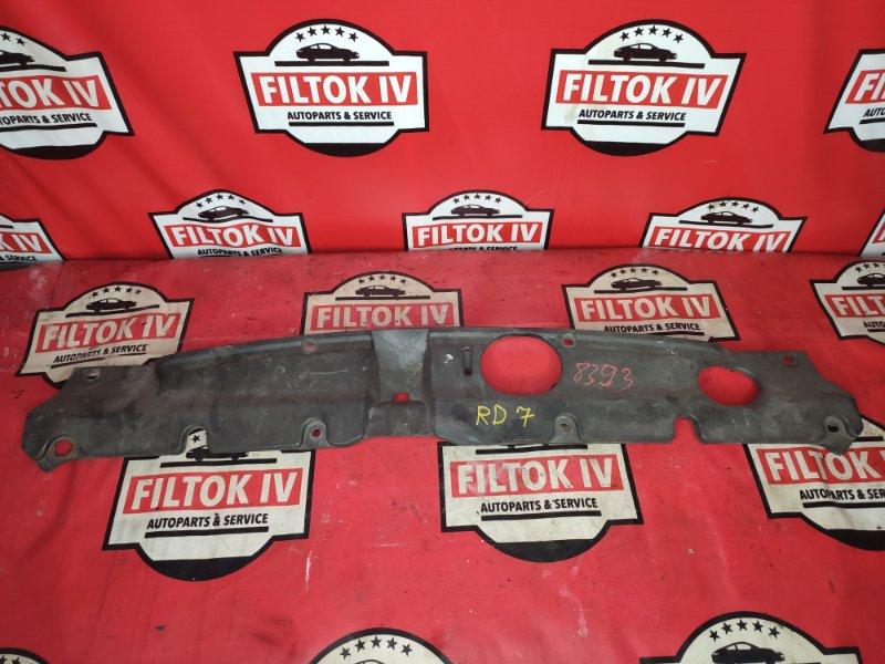 Защита замка капота Honda Cr-V RD7 K24A