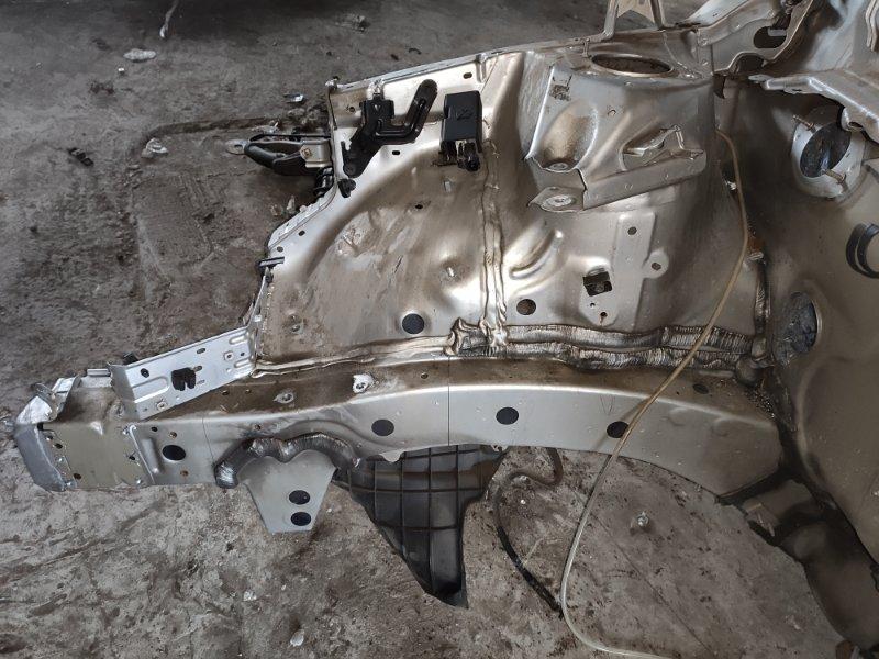 Лонжерон Toyota Highlander GSU45 2GRFE передний правый