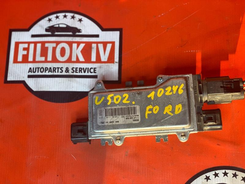 Блок управления вентилятором Ford Explorer U502 DURATEC35