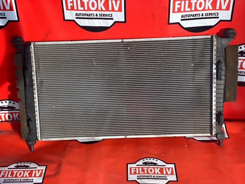 Радиатор основной Mazda Mazda3 BL LFVE