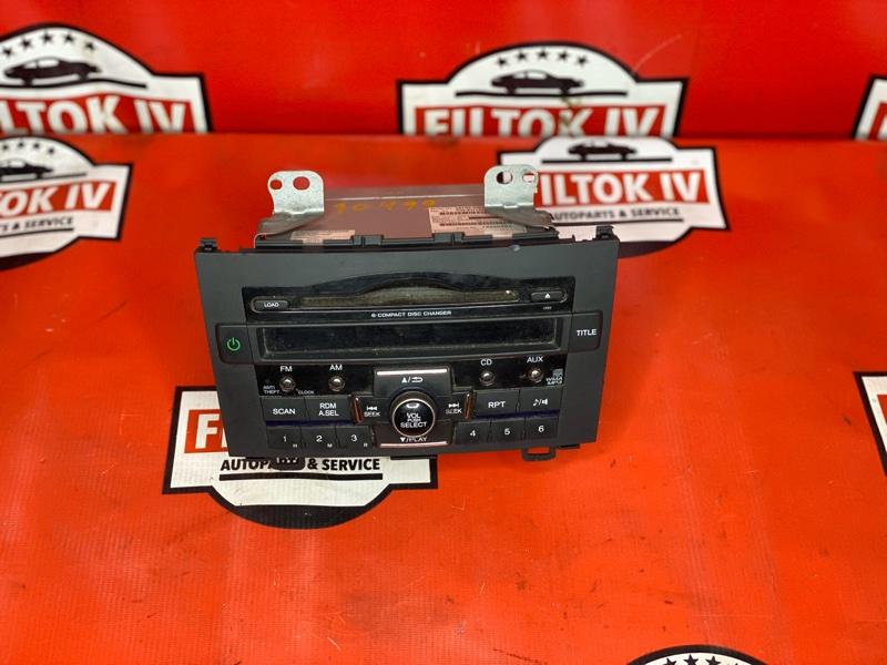 Магнитофон Honda Cr-V RE3 K24Z