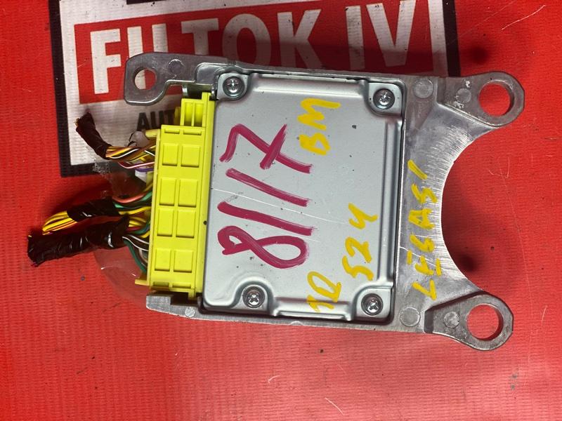 Блок управления airbag Subaru Legacy BM FB25