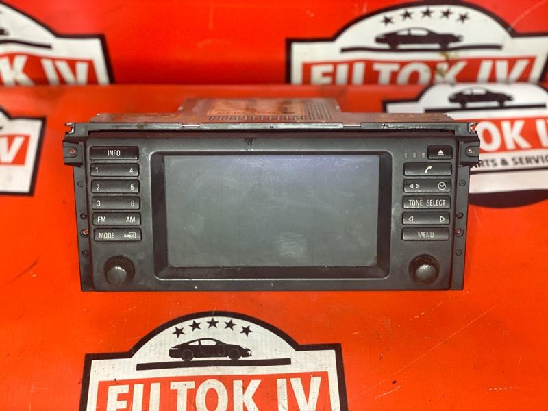 Магнитофон Bmw X5 E53