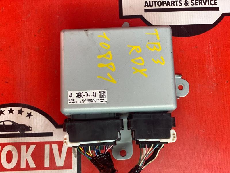 Блок eps Acura Rdx TB3 J35Z2