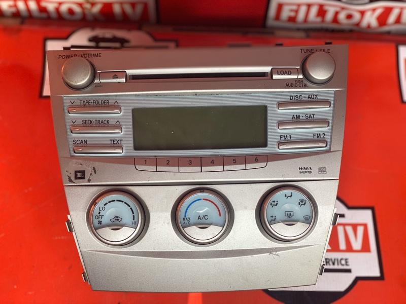 Магнитофон Toyota Camry GSV40 2GRFE