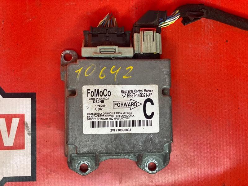 Блок управления airbag Ford Explorer U502 DURATEC35