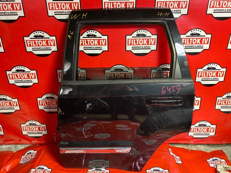 Дверь боковая Jeep Grand Cherokee WH EXL задняя левая