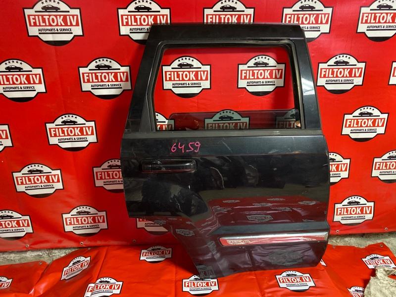 Дверь боковая Jeep Grand Cherokee WH EXL задняя правая