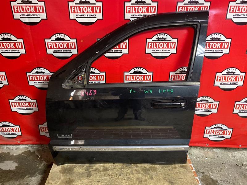 Дверь боковая Jeep Grand Cherokee WH EXL передняя левая