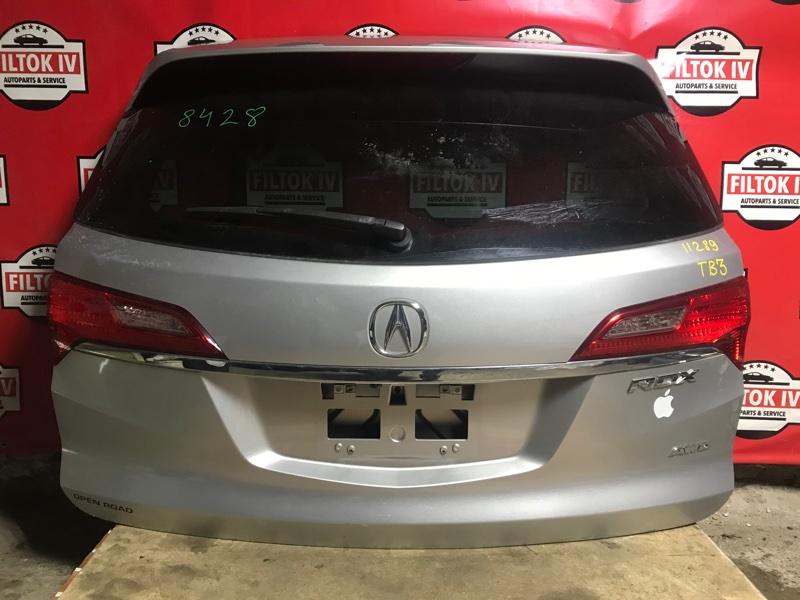 Дверь багажника Acura Rdx TB3 J35Z2