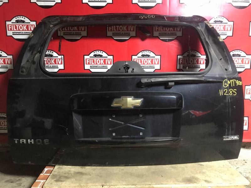 Дверь багажника Chevrolet Tahoe GMT900 LY5
