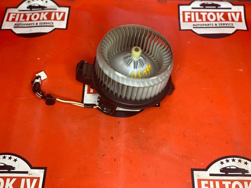 Мотор печки Lexus Rx270 AGL10