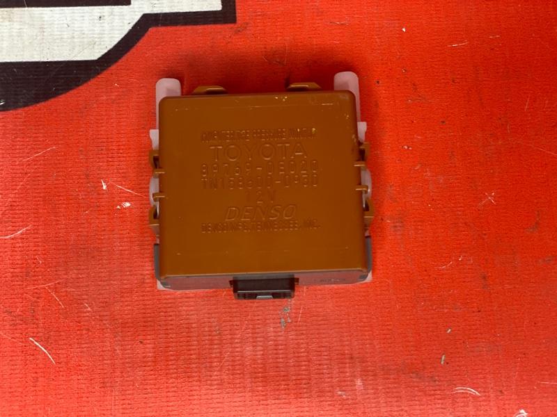 Блок контроля давления в шинах Lexus Rx350 GGL15 2GRFE
