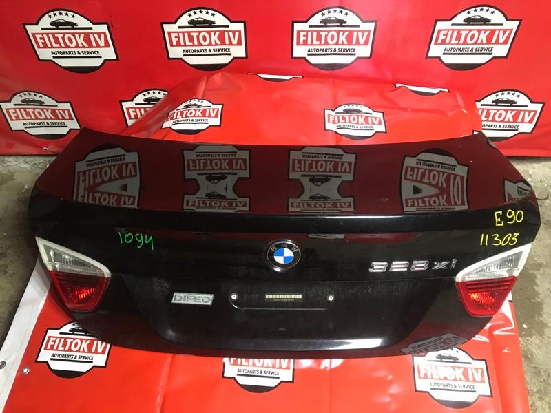 Крышка багажника Bmw 3-Series E90 N52B30