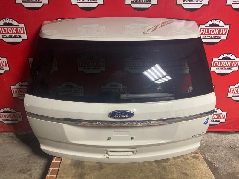 Дверь багажника Ford Explorer U502 DURATEC35