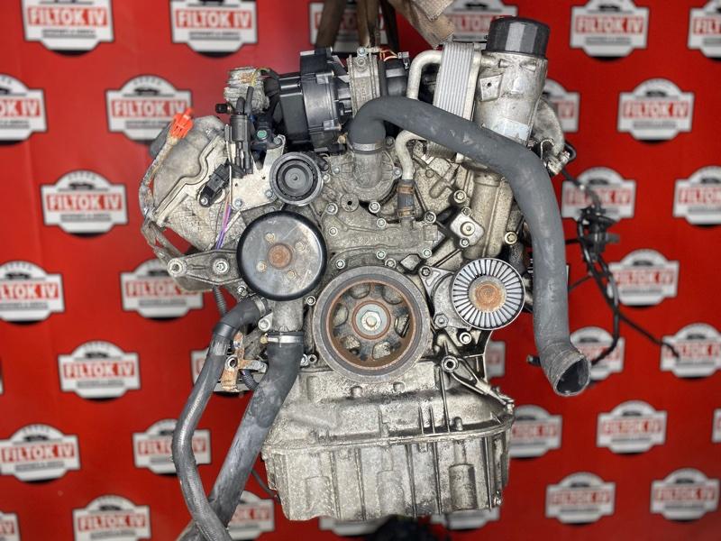 Двигатель Mercedes-Benz M-Class W164 M113E50