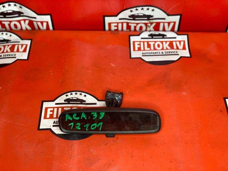Зеркало заднего вида салонное Toyota Rav4 GSA33 2ARFE