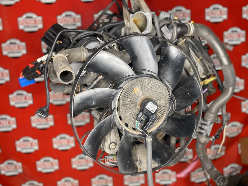 Двигатель Land Rover Range Rover L322 448PN