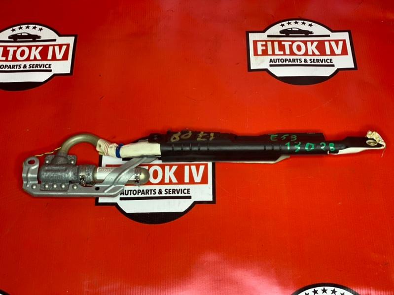 Подушка безопасности Bmw X5 E53 задняя левая