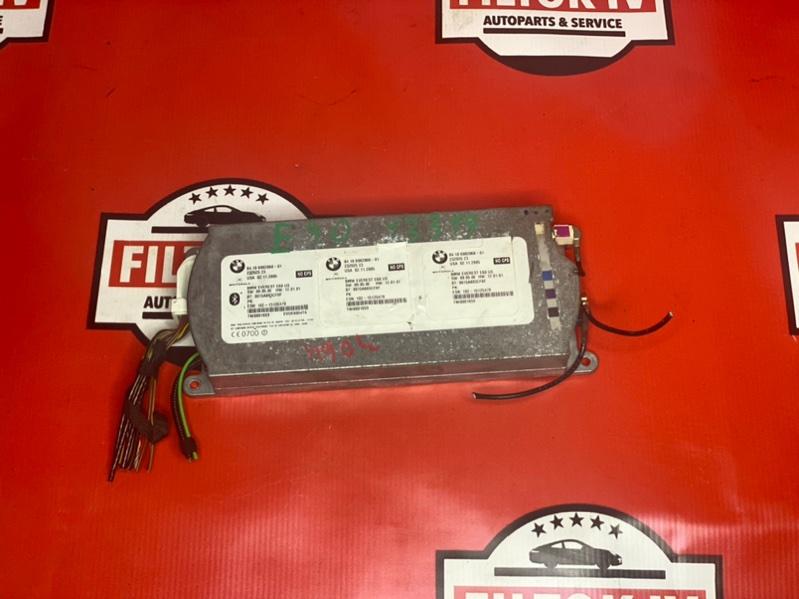 Блок управления bluetooth Bmw X5 E70