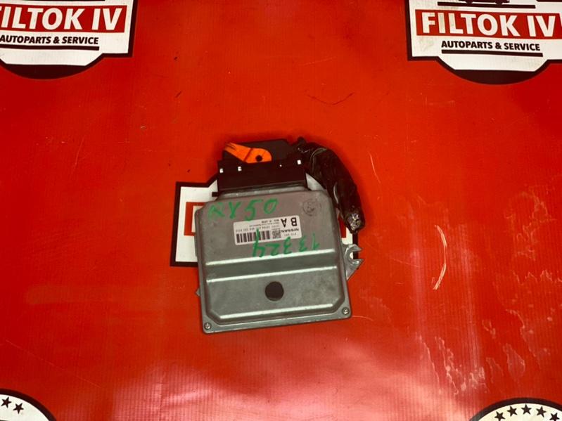 Блок управления акпп Infiniti Qx50 J50 VQ35HR