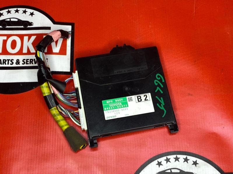Электронный блок управления Lexus Rx350 GGL15 2GRFE