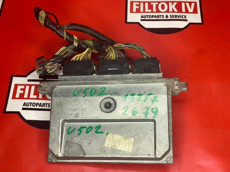 Блок управления двс Ford Explorer U502 DURATEC35