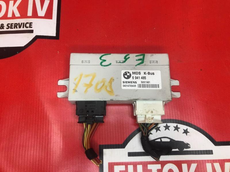 Блок управления люка Bmw X5 E53