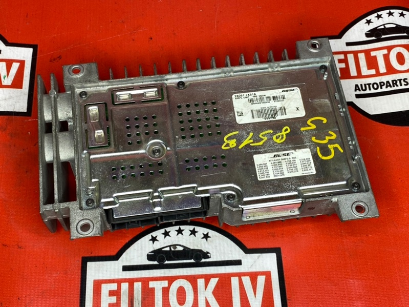 Усилитель магнитолы Infiniti G37 V36 VQ37VHR