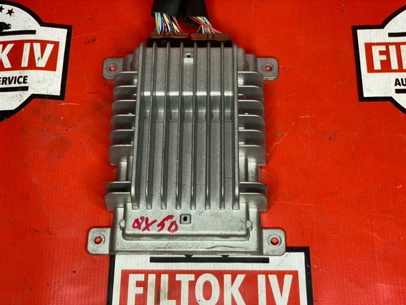Усилитель магнитолы Infiniti Qx50 J50 VQ35HR