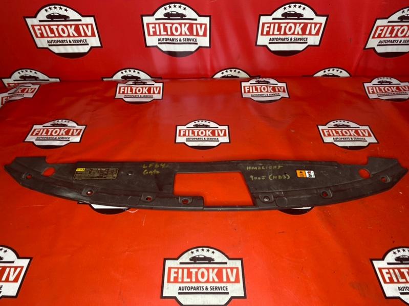 Защита замка капота Ford Explorer U502 DURATEC35