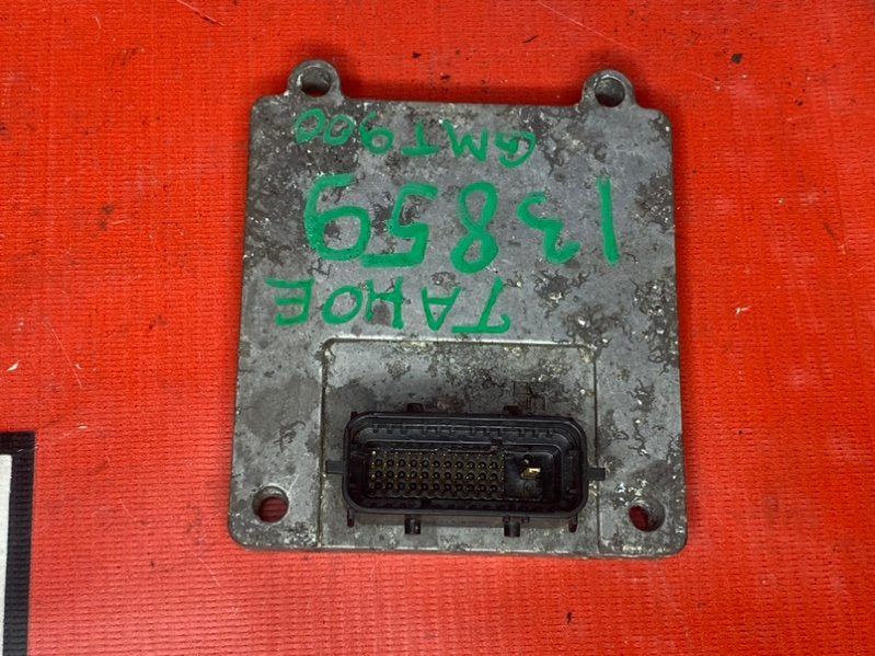 Блок управления акпп Chevrolet Tahoe GMT900 LY5