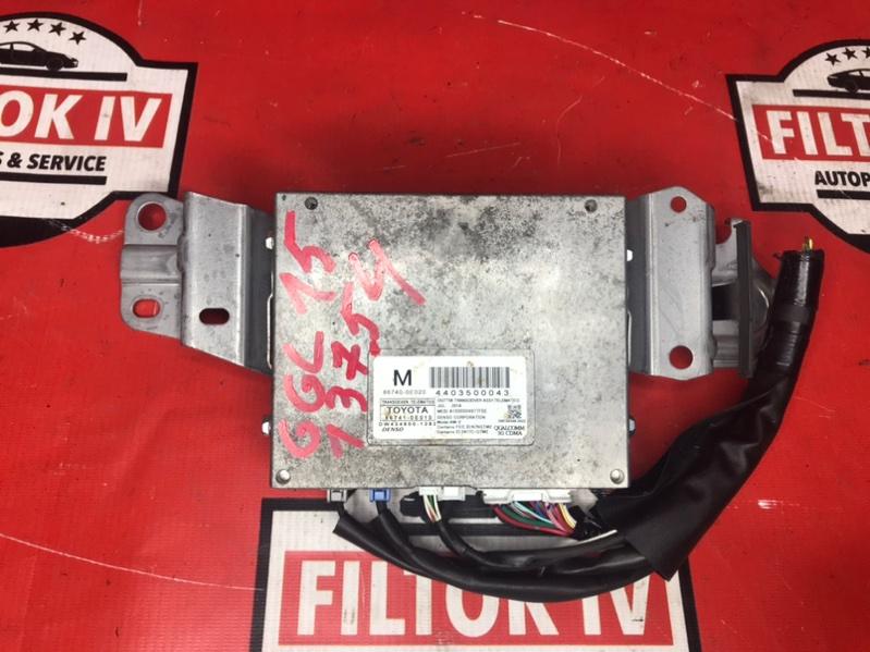 Блок управления Lexus Rx350 GGL15 2GRFE