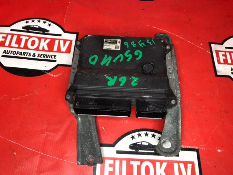 Блок управления двс Toyota Camry GSV40 2GRFE