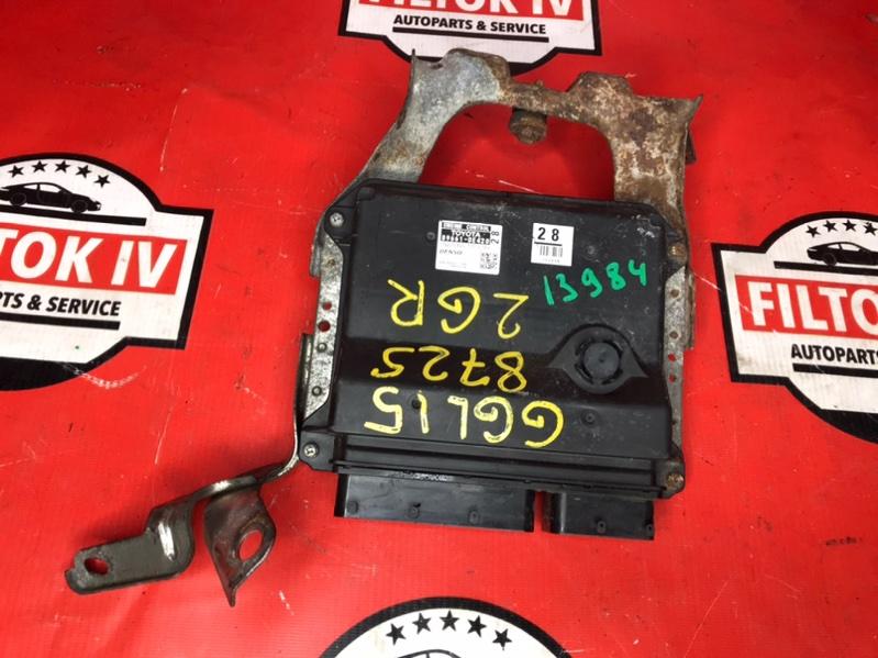 Блок управления двс Lexus Rx350 GGL15 2GRFE