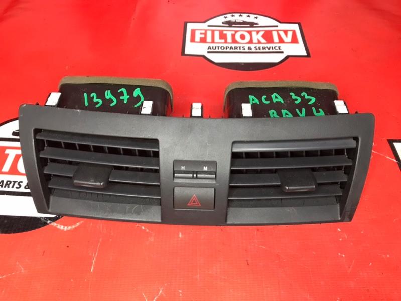 Воздуховод Toyota Rav4 ACA33 2ARFE