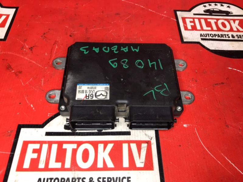Блок управления двс Mazda Mazda3 BL LF