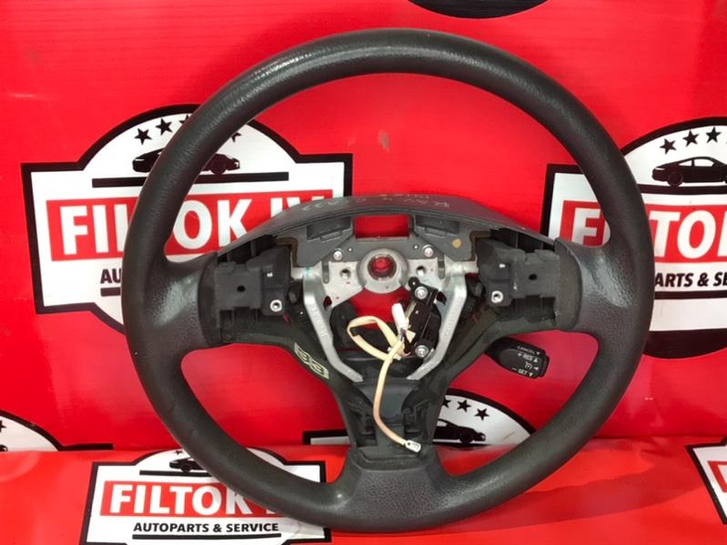 Руль Toyota Rav4 GSA33 2GRFE